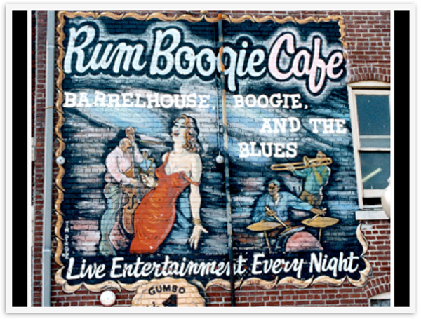 74 Rum Boogie Cafe